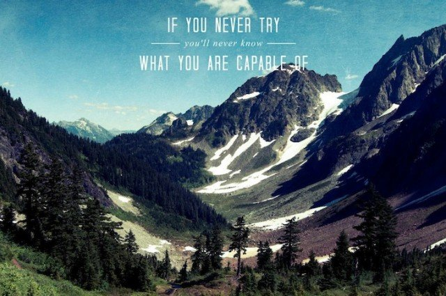 If-You-Never-Try