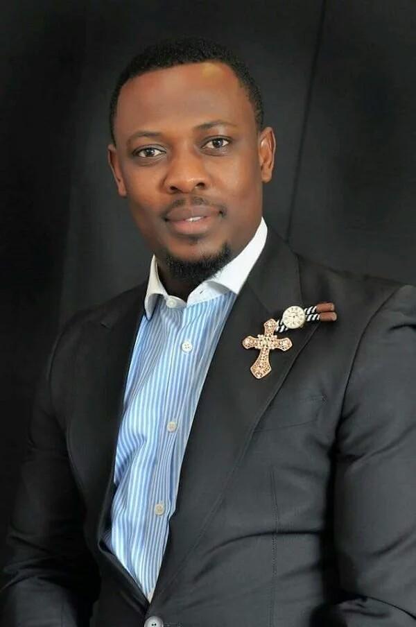 Prophet Nigel Gaisie
